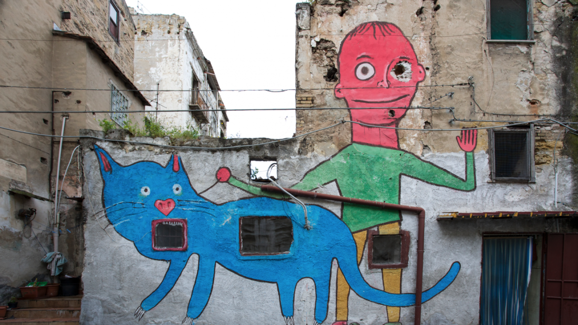 Murales Borgo Nuovo, foto da labsus.org