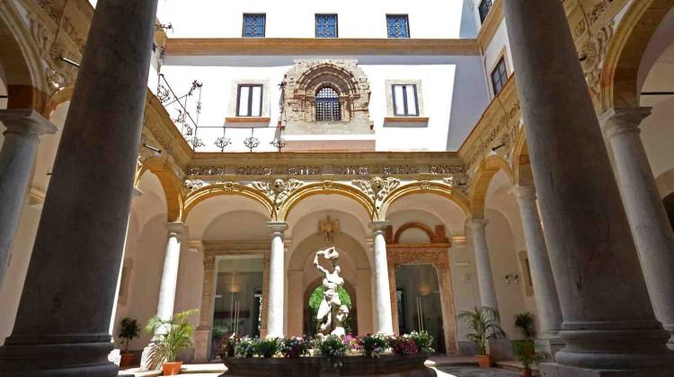 Museo Salinas, foto di Vittorio Fazio