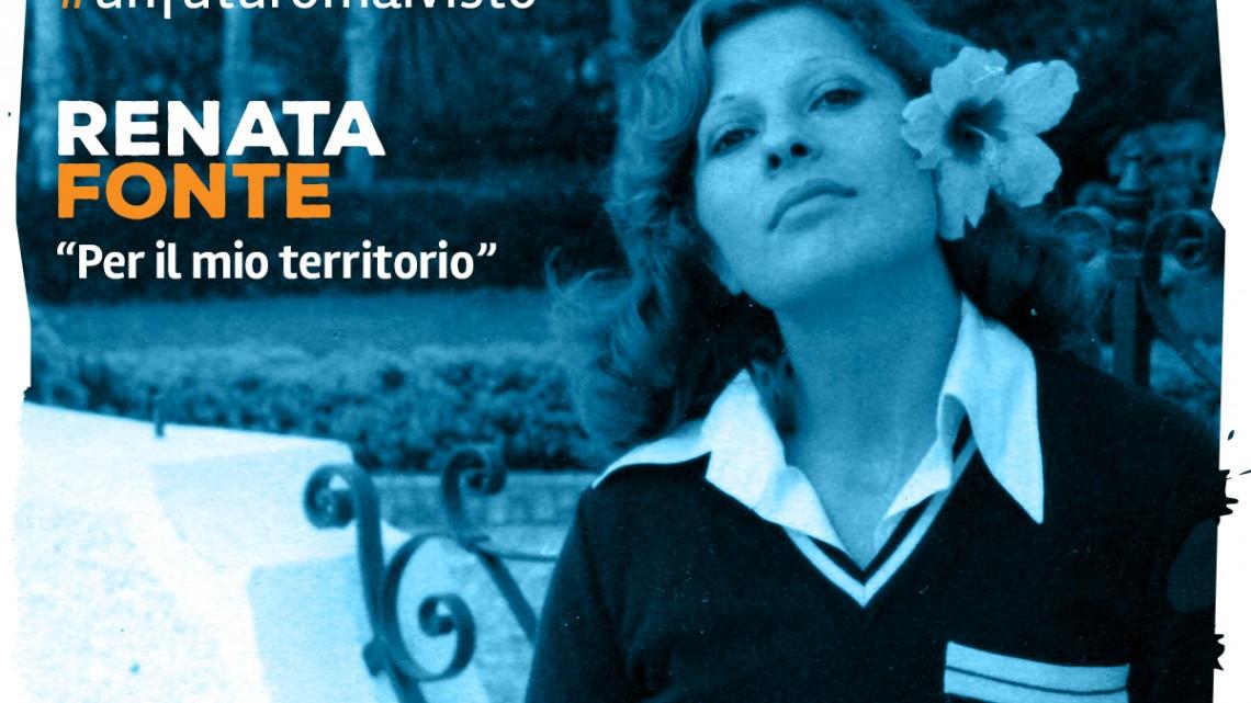 Un futuro mai visto Renata Fonte