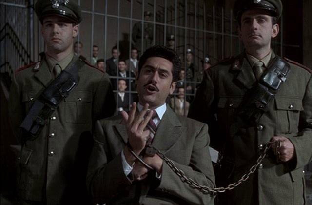 Una scena del film Segreti di Stato