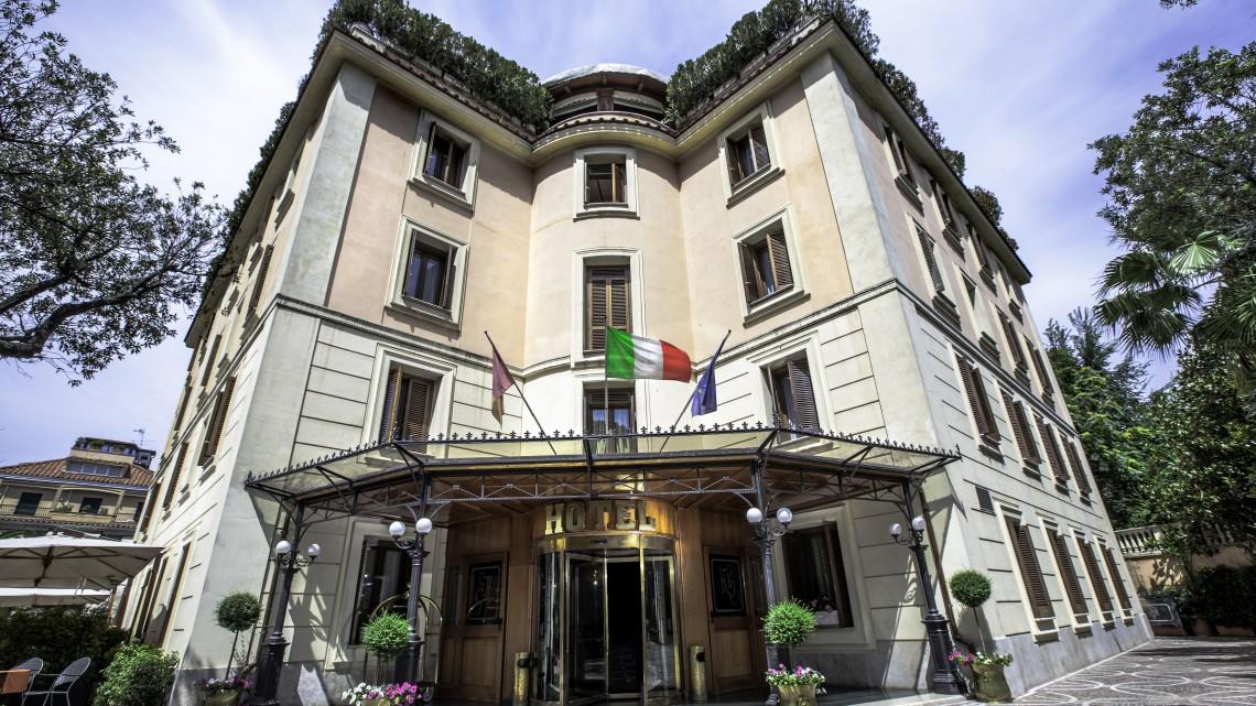 Grand Hotel del Gianicolo, foto dal sito web