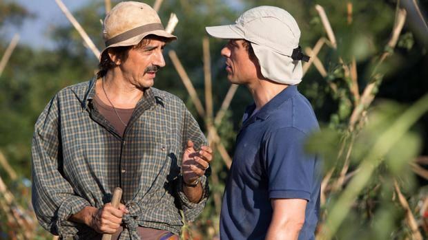 """Foto dal film """"La nostra terra"""""""