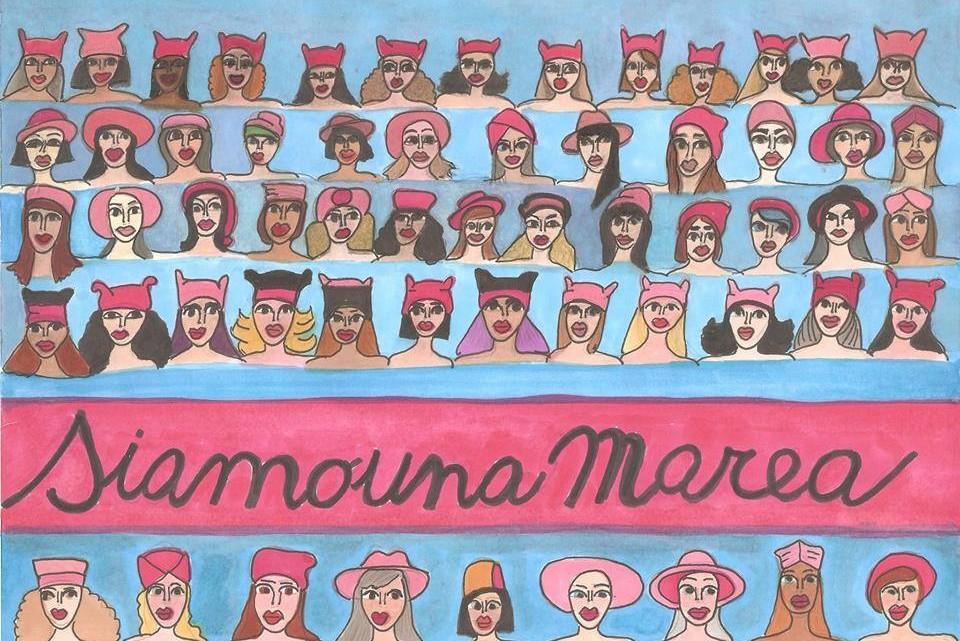 Immagine dalla fanpage della Casa Internazionale delle Donne, di Anna Padovani