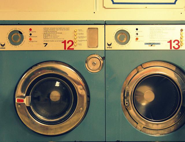 Da Flickr.com - foto di Eisabeth Skene, lavanderia - licenza Creative Commons (CC BY-NC-ND 2.0)