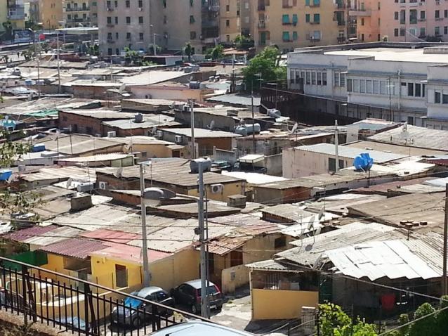 Baraccopoli Messina