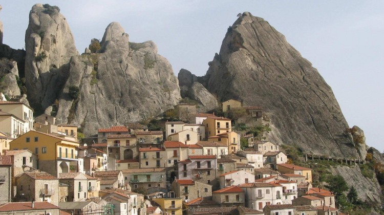 Castelmezzano, PZ