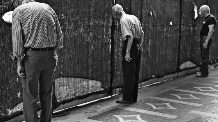 La curiosità, foto di tea Falco, contest fotografico Diritti a Sud