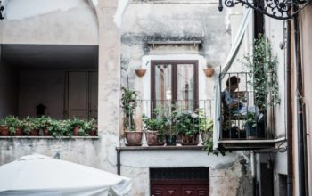 """Elisabetta Brian – """"Istantanee da Castelbuono"""" – progetto Design in Town"""
