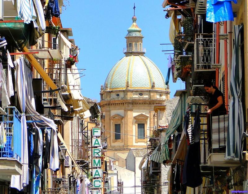 Palermo, foto di santiago lopez-pastor Segui, da Flickr.com, Licenza Creative Commons CC BY-ND 2.0