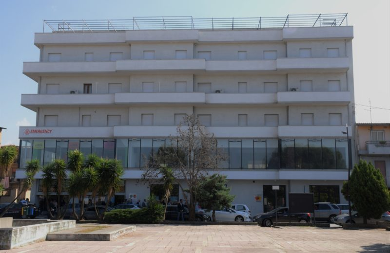 Palazzo confiscato a Polistena (RC), oggi centro di aggregazione giovanile grazie al progetto LiberaMente Insieme